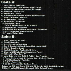 Mucho-Tapez #2 - DJ Nordstern (Seite B)