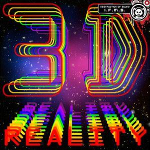 blueberry_boy  - 3D Reality [techno-neotrance]