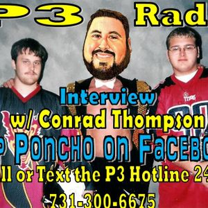 P3 Radio Episode 6 with Conrad Thompson