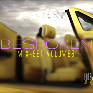 Foremost Poets - Bespoken Mix Set (Vol. 16 of 20)