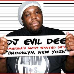 Evil Dee, Dj Scratch & Dj Skribble 4 Deck Mayhem Hot 97 1994