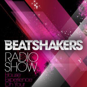 THE BEATSHAKERS RADIO SHOW : Episode 188