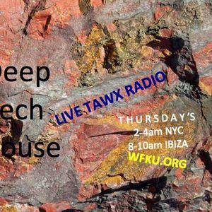 LIVE TAWX RADIO SEPT 8 2016 [WFKU.ORG] BurningMan Decompression