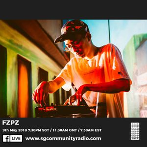 SGCR Radio Show #60 - 09.05.2018 Episode Part 1 ft. FZPZ