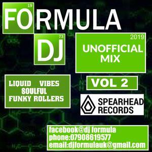 Dj Formula spearhead records  mix vol 2