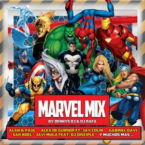 Marvel Mix