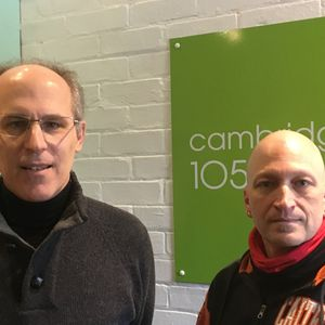 Ray Goldstein interview in 2018 on Cambridge 105 Science