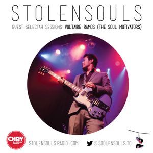 DJ Voltaire - StolenSouls Radio, Guest Selectah Sessions - Sept. 24, 2014