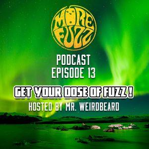 More Fuzz Podcast - Episode 13