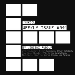 Weekly Issue 11