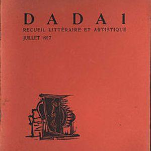 Dada au Cabaret Voltaire (Ambient)