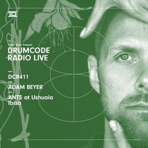 DCR411 - Drumcode Radio Live - Adam Beyer live from ANTS at Ushuaia, Ibiza