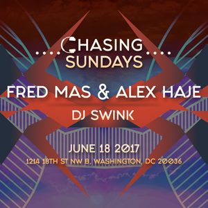 Live at Chasing Sundays - Part 2 - 1H50Min - Twin Set - 6-18-2017