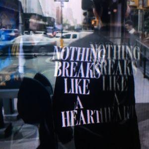 'Nothing breaks like a heart' C-90 mixtape by Janek Schaefer for Netil Radio 01/01/2020