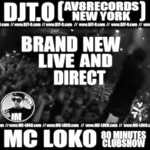 DJT.O LIVE CLUBSHOW WITH MC LOKO 2013