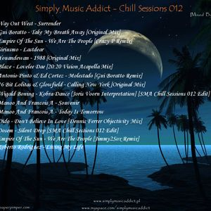 Simply Music Addict - Chill Sessions 012 (Mixed By Yommie) [17-11-2009]