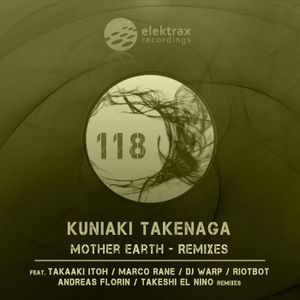 Kuniaki Takenaga - Mother Earth Promo Mix