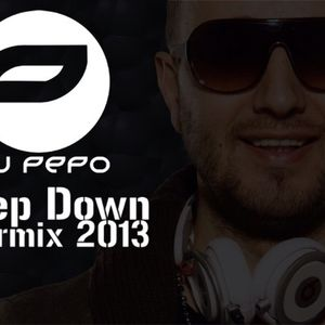 DJ PEPO Deep Down Yearmix 2013