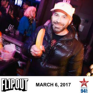 Flipout - Virgin Radio - Mar 6, 2017