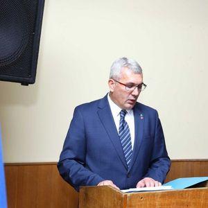 Gost Dragan Bozic Predsednik opstine Titel