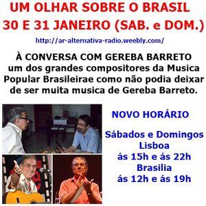 015 | À conversa com Gereba Barreto