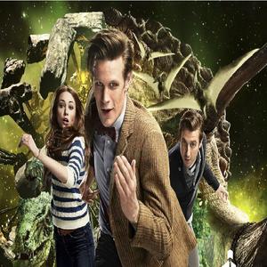Doctor Hooka-Dinosaurs On A Spaceship
