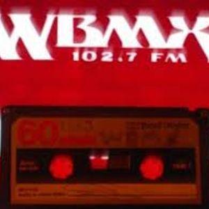 WBMX Flashback..Dj Scott Smokin Silz 1984 Friday Night Jams Chicago's Hot Mix Show...