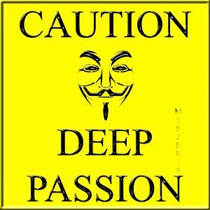 MYS2ER1A - DEEP PASSION 00014 Deep Trip (I Love London!)