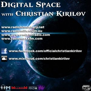 Digital Space Episode 052 with Christian Kirilov