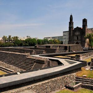 Investigación arqueológica en Tlatelolco 4