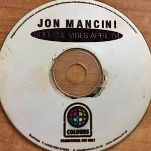 JON MANCINI - SOULFUL HOUSE MIX 2004