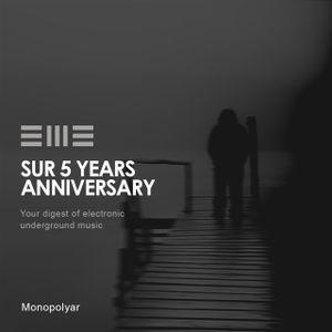 SUR 5Y anniversary: monopolyar