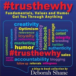 #trusthewhy Book Contributor Tech Evangelist Ramon Ray