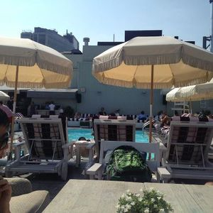 Catalpa NYC Festival Warm-Up Party ft Hook N Sling - Soho House NYC Rooftop