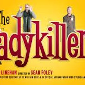 Radio interview with actor, Cliff Parisi about The Ladykillers show @ Bord Gais Theatre, Dublin.