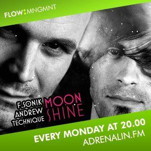 F.Sonik & Andrew Technique - Moonshine #04