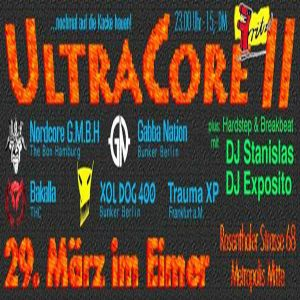 Fritz Clubradio - Ultracore II @ Eimer - 1997-03-29 - Gabba Nation  Lord Nord  Xol Dog 400  Bakalla