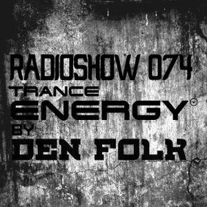 Den Folk - Trance Energy (Episode 074 [28.04.17]