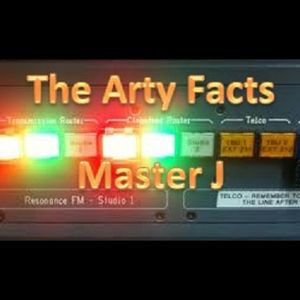 Arty Facts - 25 July 2021