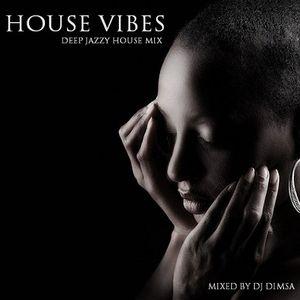 House Vibes - Deep Jazzy House Mix (2015)