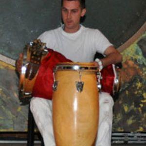 Oriol Mangas Murcia - Percusiones Sala Taboo