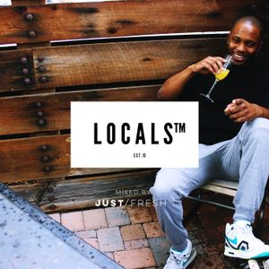 """""""Just Fresh"""" Live from """"LOCALS ONLY"""" brunch 11/29/2015"""