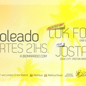 WE MUST - DR. SOLEADO Hosted by LUK FOLLIN / DJ JOSTA - 26.02.13 - BIOMARADIO.COM