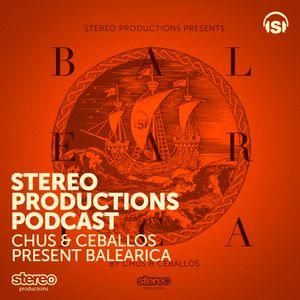 WEEK28_14 Chus & Ceballos presents BALEARICA 2014
