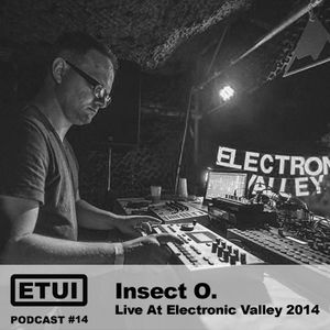 Etui Podcast #14: Insect O. Live At Elektronic Valley 2014