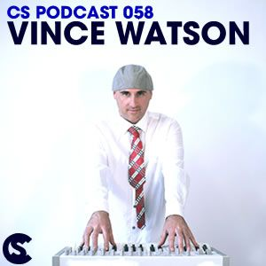 CS Podcast 058 - Vince Watson