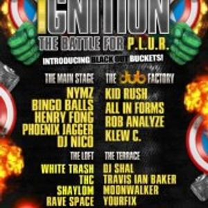 """100% in Forms Episode 019 """"AIF live in the Den @ Ignition 5/17/12"""""""