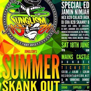 Junglism Summer Skank Out 2016 Closing Set - Special Ed