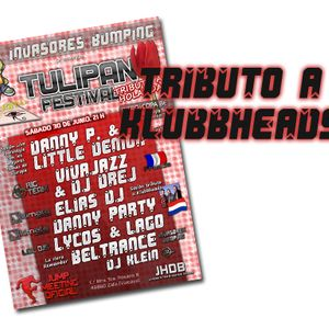 Klubbheads Tribute by Elias Dj & Danny Party @ Invasores Bumping
