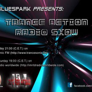 Dj Bluespark - Trance Action #211